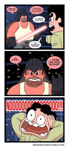 Steven Universe: Gem Wars by Neodusk.deviantart.com on @DeviantArt