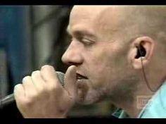 R.E.M-losing my religion ESPECTACULAR en vivo-(canada)