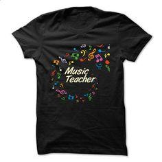 Music Teacher T-Shirt - #under #hooded sweatshirt. SIMILAR ITEMS => https://www.sunfrog.com/LifeStyle/Music-Teacher-T-Shirt-63879595-Guys.html?60505