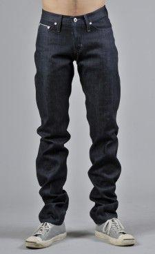 Naked & Famous - Canadian designed mid level japanese denim. They do basic shirts as well. Examples: selvedge denim
