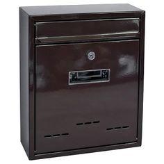 Schránka FLATBLOCK, 310x360x090 mm, hnedá Filing Cabinet, Storage, Furniture, Home Decor, Products, Purse Storage, Decoration Home, Room Decor, Larger