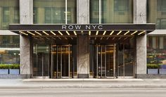 Row NYC - Really think this one is neat. Interesting rooms, although they are on the smaller side. Decent pricing.
