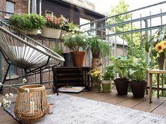Individueller Wohnen: 10 überraschende Ikea-hacks, Die Ihr Leben ... Kleiner Balkon Tipps Gestaltung Oase