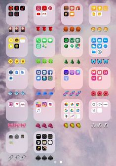 color coded apps iphone a cute way to organize your phone! aesthetic color coded apps iphone a cute way to organize your phone! Emoji Wallpaper, Wallpaper Iphone Cute, Aesthetic Iphone Wallpaper, Aesthetic Wallpapers, Iphone Backgrounds, Walpaper Iphone, Wallpaper Backgrounds, Homescreen Wallpaper, Pastel Wallpaper