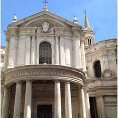 santa maria della pace | Rome