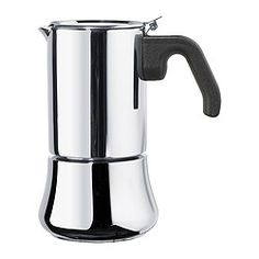 RÅDIG Espresso pot for 6 cups - IKEA  Does it fit Bialetti replacement parts?