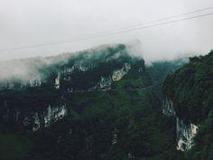 Amazing Wulong area.
