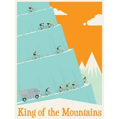 Tour de France by wyatt9