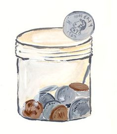 money jar | Jennifer orkin lewis | Flickr