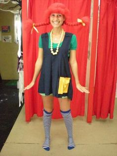 hire pippi longstocking adult costume tv movie character