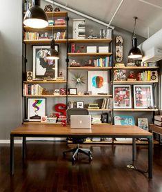 shelves + styling