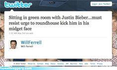 #2524 I love Will Ferrell.