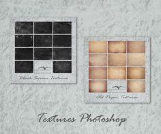 Old Photo Textures Texture Photoshop Photo Overlays old