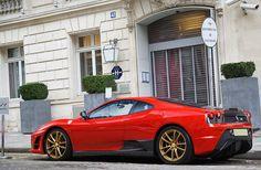 Ferrari 430 Scud