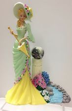 Petals of Hope Ladies of the Garden Figurine Thomas Kinkade Bradford Exchange