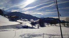 Winterurlaub im Salzburger Land. Goldegg am See, Skifahren, Langlaufen
