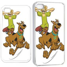 SCOOBY DOO #iPhone 4/4S Hard Case - http://getth.at/e6ees