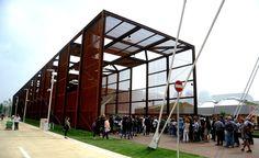 #Brazil Pavilion #expo2015 #milan #worldsfair