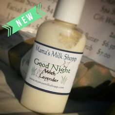 Check out this item in my Etsy shop https://www.etsy.com/listing/248423615/goat-milk-good-night-facial-cream-with