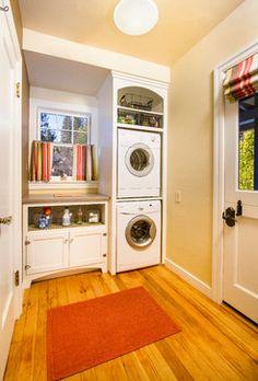Nevada City Cottage - traditional - laundry room - sacramento - Dogwood Interiors