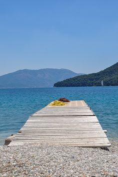 Blue is Greece