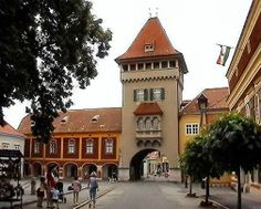 Heroes' Gate - Kőszeg, Hungary