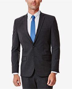 c9d4e4301d5 Haggar J.m. Men Slim-Fit 4-Way Stretch Suit Jacket Mens Sport Coat
