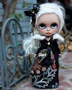 """A doll of distinction"""
