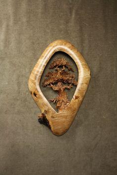 """""""Oak Ravine"""" A Wood Carving by Gary """"Wiz"""" Burns the Treewiz - by wiz @ LumberJocks.com ~ woodworking community"""