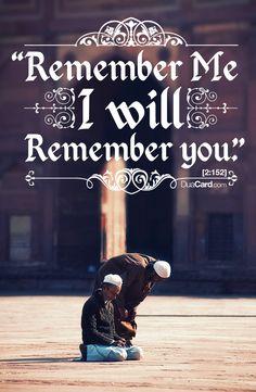 Al Baqarah 2 : 152 Quran Verses, Quran Quotes, Wisdom Quotes, Islamic Inspirational Quotes, Islamic Quotes, Allah God, Allah Islam, Foto Poster, Noble Quran