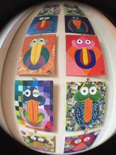 Birdymarble Tuesday 17-11-2015; New Birds Today; #M11BubbleBirdy and #M22LovelyBirdy