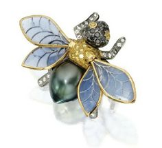 Marie Poutine's Jewels & Royals: Art Brooches and Pins