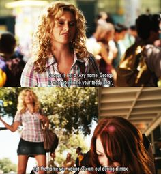 George is not a sexy name ~ Easy A (2010) ~ Movie Quotes