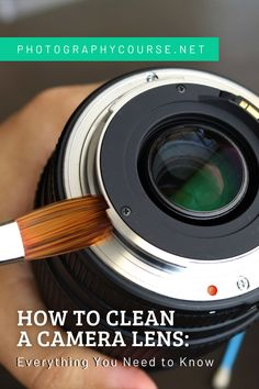 Learning how to clean a camera lens is just as important as learning how to shoot! Having a dirty lens can easily ruin the entire photo session. Even worse you may have to spend hours more in post-processing editing out smears and dirt particles. So save yourself time and sanity by learning the essentials of lens cleaning. Click/Tap to learn more. Ruin, Camera Lens, Photo Sessions, Need To Know, Save Yourself, Essentials, Cleaning, Home Cleaning, Ruins