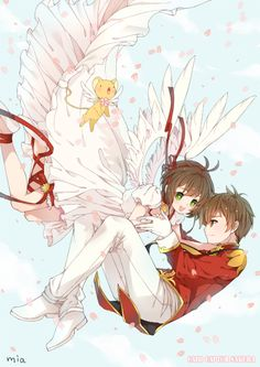 Card Captors (: such pretty art.