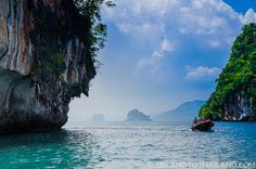 Five Adventurous Things to Do in Krabi, Thailand - f.e. Island Hopping don´t miss Koh Hong!