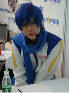 Kaito | Vocaloid #cosplay #digital #singer
