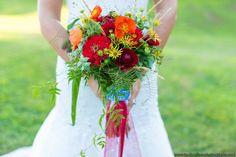 Bouquets | A Garden Party