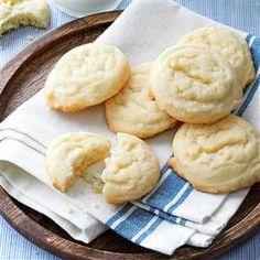 Amish Sugar Cookies Recipe   Taste of Home