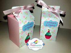 Caixa Milk Cupcakes