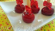 Dika da Naka Blog de Culinária, Receitas, Gastronomia e Dicas de Alimentação: Brigadeiro de maçã do amor