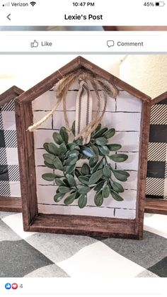 Diy Crafts For Gifts, Holiday Crafts, Home Crafts, Fun Crafts, Americana Crafts, Country Crafts, Dollar Tree Decor, Dollar Tree Crafts, Fall Crafts For Adults