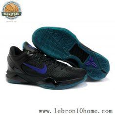 huge discount f36e1 85300 Noir Bleu Violet Hommes s Chaussures de basket