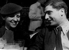 Gerda Taro & Robert Capa | Gerda Taro #photography @Qomomolo