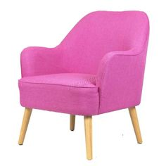 FoxHunter Linen Fabric Tub Chair Armchair Dining Living Room Lounge TC10 Pink | eBay Lounge Furniture, Diy Furniture, Living Room Lounge, Sofas, Armchairs, Tub Chair, Linen Fabric, Accent Chairs, Dining