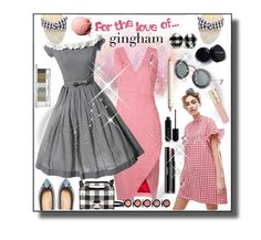 """Gingham Fashion March 2017"" by sabine-713 ❤ liked on Polyvore featuring ASOS, Altuzarra, Alexandre Birman, Miu Miu, Talbots, Christopher Kane, Marc Jacobs, Chanel, Smith & Cult and Clinique"