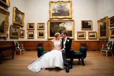 Wedding Venues in South London, London | Dulwich Picture Gallery | UK Wedding Venues Directory - Image courtesy of Dulwich Picture Gallery.