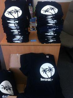 T-shirt #Sortir06