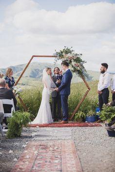 Destination Wedding Event Planning Ideas and Tips Wedding Arbors, Wedding Ceremony Arch, Marquee Wedding, Wedding Backdrops, Wedding Decor, Event Planning Tips, Wedding Planning, Altar, Geometric Wedding