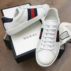 Gucci Sneakers Men & Womens Available Brand New Deadstock Mens & Womens sizes Available Box And Tags Included Overnight Shipping on ALL! Orders For Sizing and Orders. Sneaker Outfits, Sneakers Fashion Outfits, Fashion Shoes, Mens Fashion, Gucci Fashion, Lolita Fashion, Fashion Rings, Korean Fashion, Comfy Shoes
